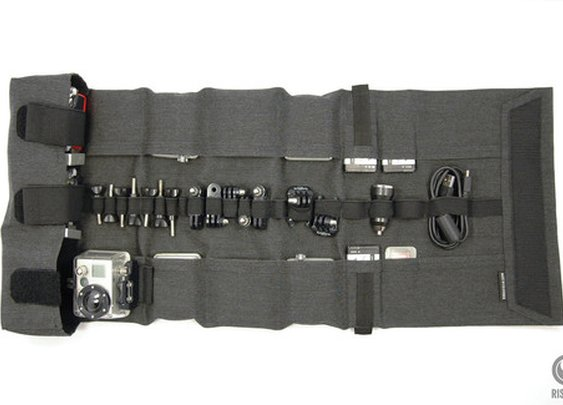 Roll Pro III GoPro Carrying Case — The Man's Man
