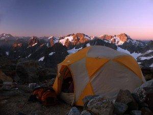 Great trip report: Sahale Glacier Camp