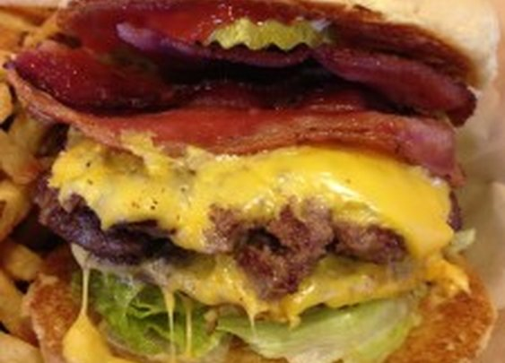 Meatheads Burgers and Fries » FatGuyEats.com