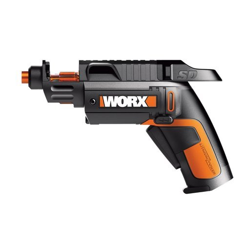 Worx Semi-Automatic Power Screw Driver — The Man's Man