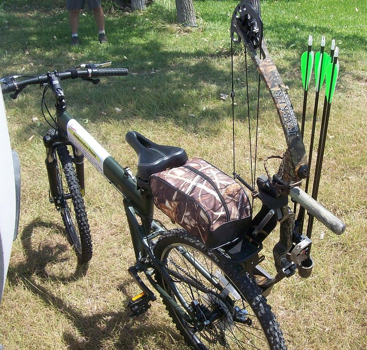 Extreme Hunting Bicycle Gentlemint