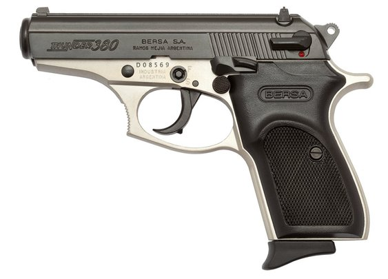 Bersa Thunder .380 Duo-Tone (Matte/Nickel) Finish