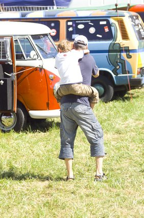Classic VW Campervan Festivals in the UK | Your Camping Expert