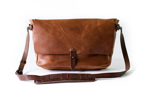 Vintage Messenger Bag — The Man's Man