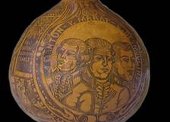 Gourd holds decapitated king's blood - TODAY Tech - TODAY.com