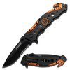 Tac Force Alloy Assisted Opening Rescue Knife EMT