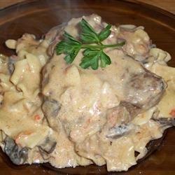 Fork-Tender Venison Swiss Steaks