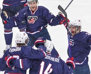 World junior hockey: US wins gold behind John Gibson, Rocco Grimaldi - NHL - Sporting News