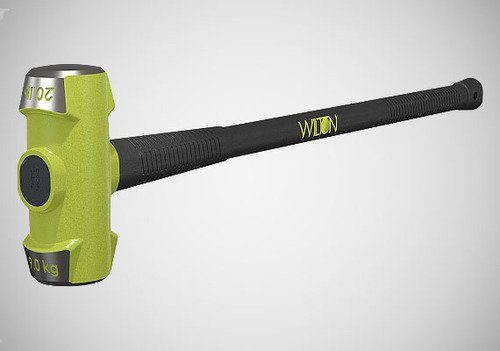 Wilton Unbreakable Sledgehammer — The Man's Man