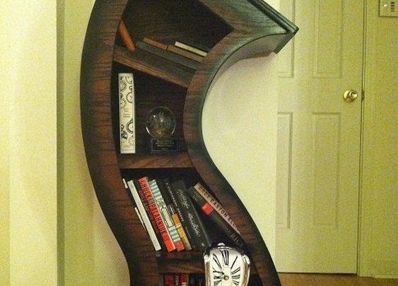 Fantastic bookshelf!