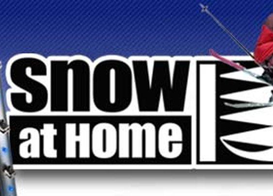 SNOWatHOME