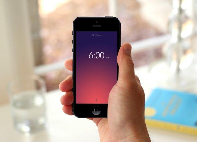 Rise Alarm Clock App - BuzzRaid