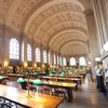 Bates Hall - Boston Public Library (A Man's Study Hall)