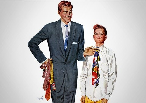The Five Ties Every Guy Should Own