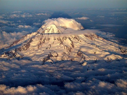 Mount Rainier : Climbing, Hiking & Mountaineering : SummitPost