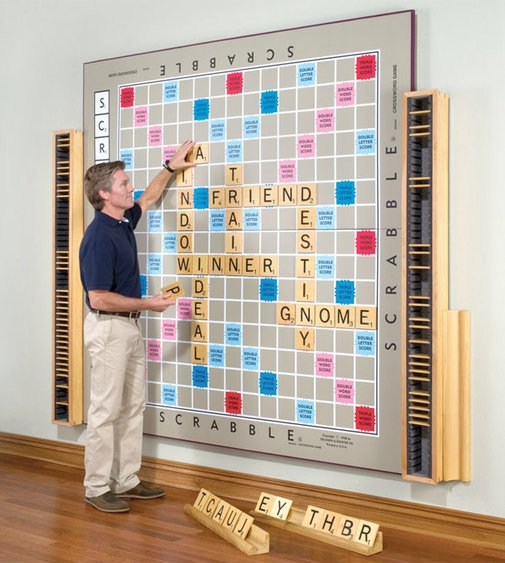Giant Scrabble | That Should Be Mine