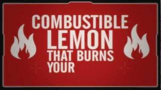 Typography | Cave Johnson Lemons - YouTube