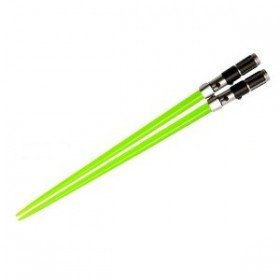 Star Wars' Yoda Lightsaber Chopsticks