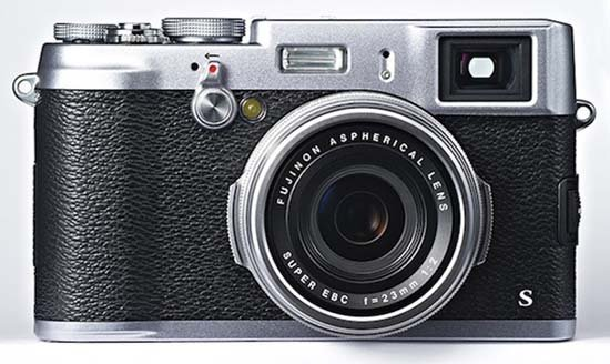 Fujifilm Unveils The New X100S