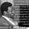Walter Williams Quote