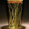Glass Jellyfish -  Moon | Silver Queen Fine Art Gallery - Park City, Utah