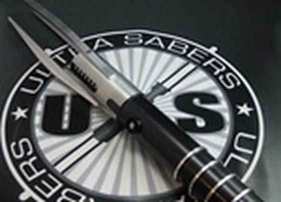 Raven   Single Blade Sabers  Ultrasabers.com