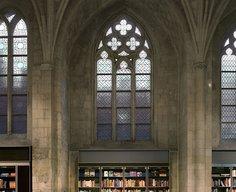 Church Conversion: Contemporary Bookstore