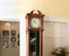 Grandfather Clock With Secret Gun Safe Stashvault