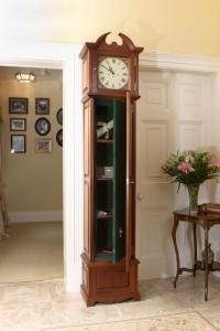 Grandfather Clock with Secret Gun Safe | StashVault