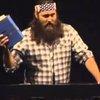 Willie Robertson at Harding University 11/28/2012 - YouTube