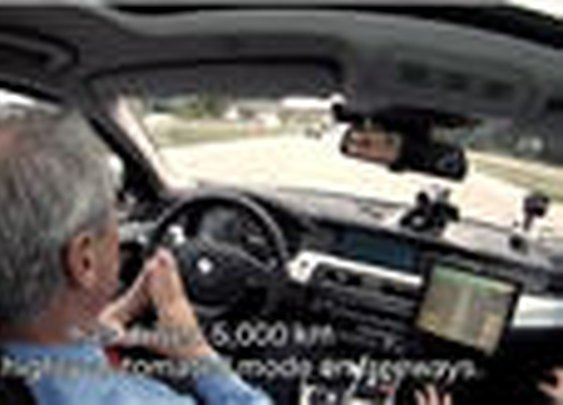 Watching: BMW shows off self-driving technology in Kim's Picks @ TVKim