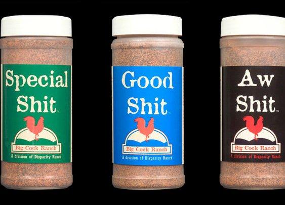 Special Sh*t Seasoning