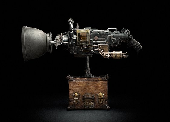 STEAMPUNKED ARSENAL