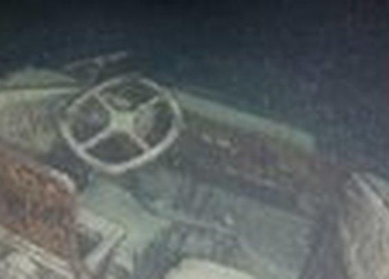 BBC News - Searching Lake Garda for WWII missing