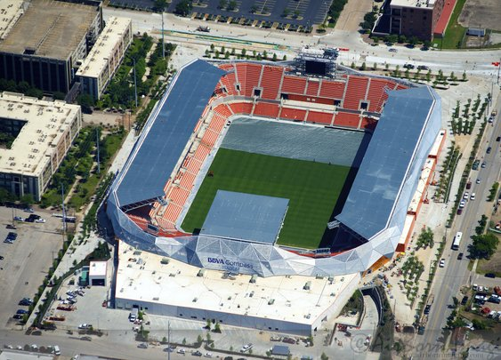 MLS Stadiums: As seen from above | Soccerlens.com