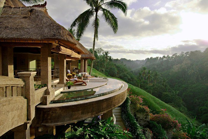 Natural Resort Style Home Design Inspiration, Tropical Home Design Ideas