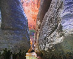 The Subway - Zion National Park, Utah