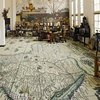The World at Your Feet: A Map Rug from Italy