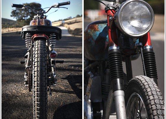 Honda CT110Bobber