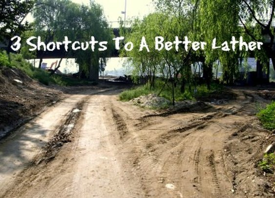 Having A Hard Time Lathering? 3 Shortcuts To Better Lather   Sharpologist
