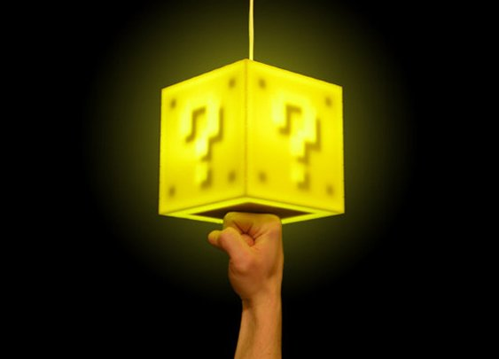 Super Mario Lamp | That Should Be Mine