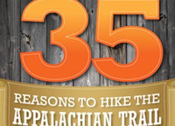35 Reasons to Hike the Appalachian Trail