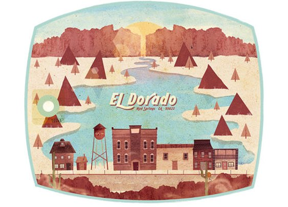 FFFFOUND! | El Dorado - The Everywhere Project