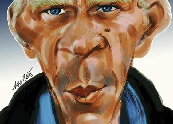 Caricatures of the uncaricaturable