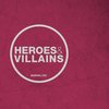 Heroes & Villains Poster Designs on Behance