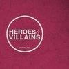 Heroes & Villains Poster Designs on Behance