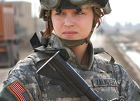 Wrong on Women Warriors - Heather Mac Donald - National Review Online