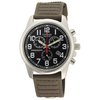 Citizen Men's AT0200-05E Eco-Drive Chronograph Canvas Watch: Watches: Amazon.com