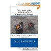 Free Kindle Book - The Amazing Wood-Gas Camping Stove (A Simple DIY Project)   Your Camping Expert
