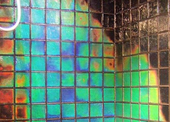 Touch Sensitive Ceramic Tiles